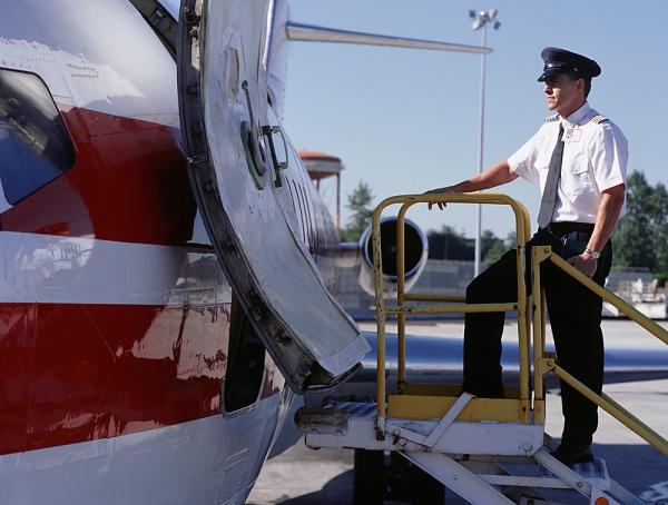 Piloto de Línea Aérea, una alternativa laboral