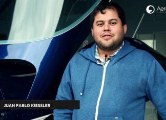 Ex Alumno de Aeromet Juan Pablo Kiessler