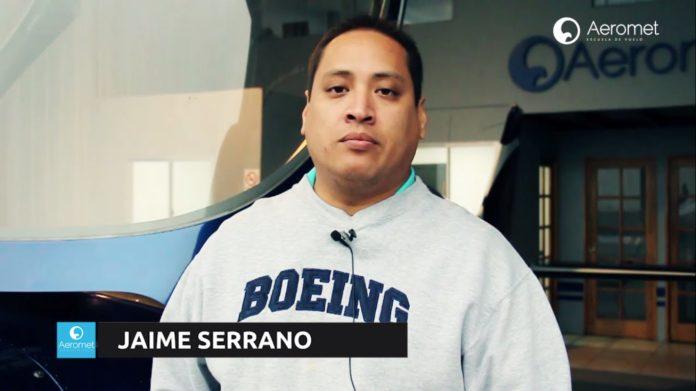 Ex Alumno De Aeromet Jaime Serrano