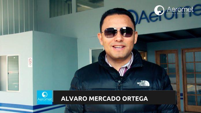 Ex Alumno De Aeromet Alvaro Mercado