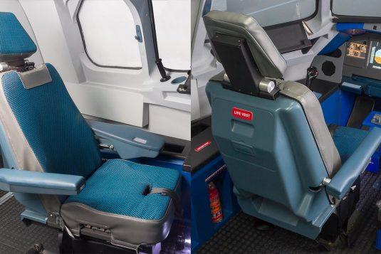 FTD A320 Seat Aeromet